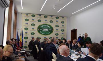 Protocol cu Consiliul Judetean Suceava proiecte Diaspora